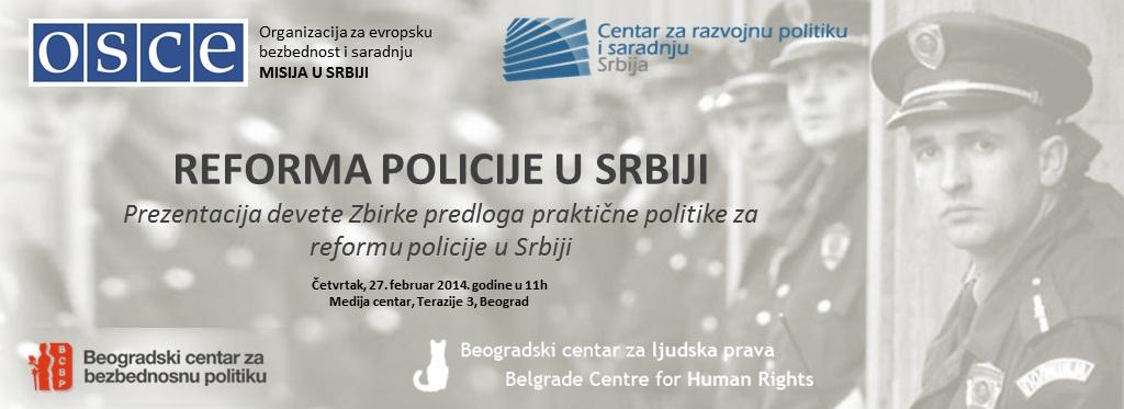 Reforma-policije